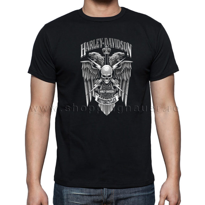 Tricou Harley indian
